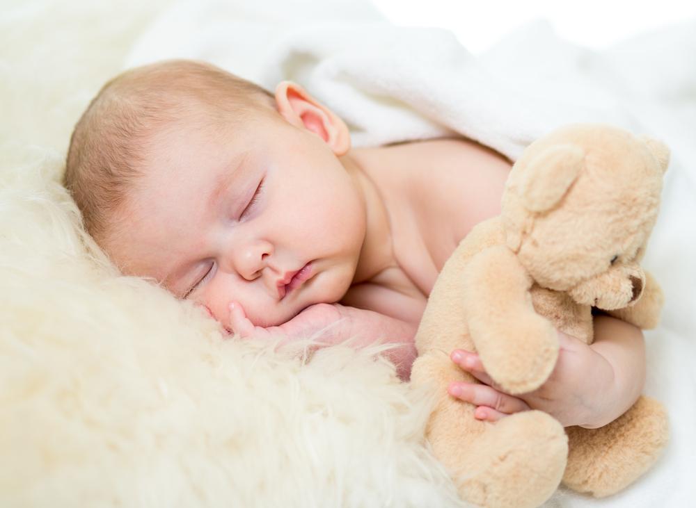 9 süße Bilder von schlafenden Babys