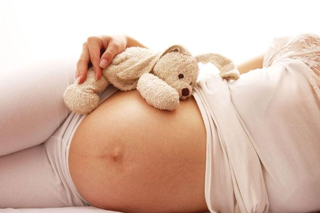 Sachen gibt's: Vaginale Kopfhörer fürs Musikhören in der Schwangerschaft