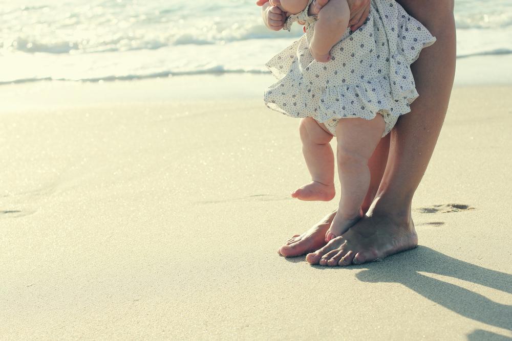 Sommerurlaub mit deinem Baby