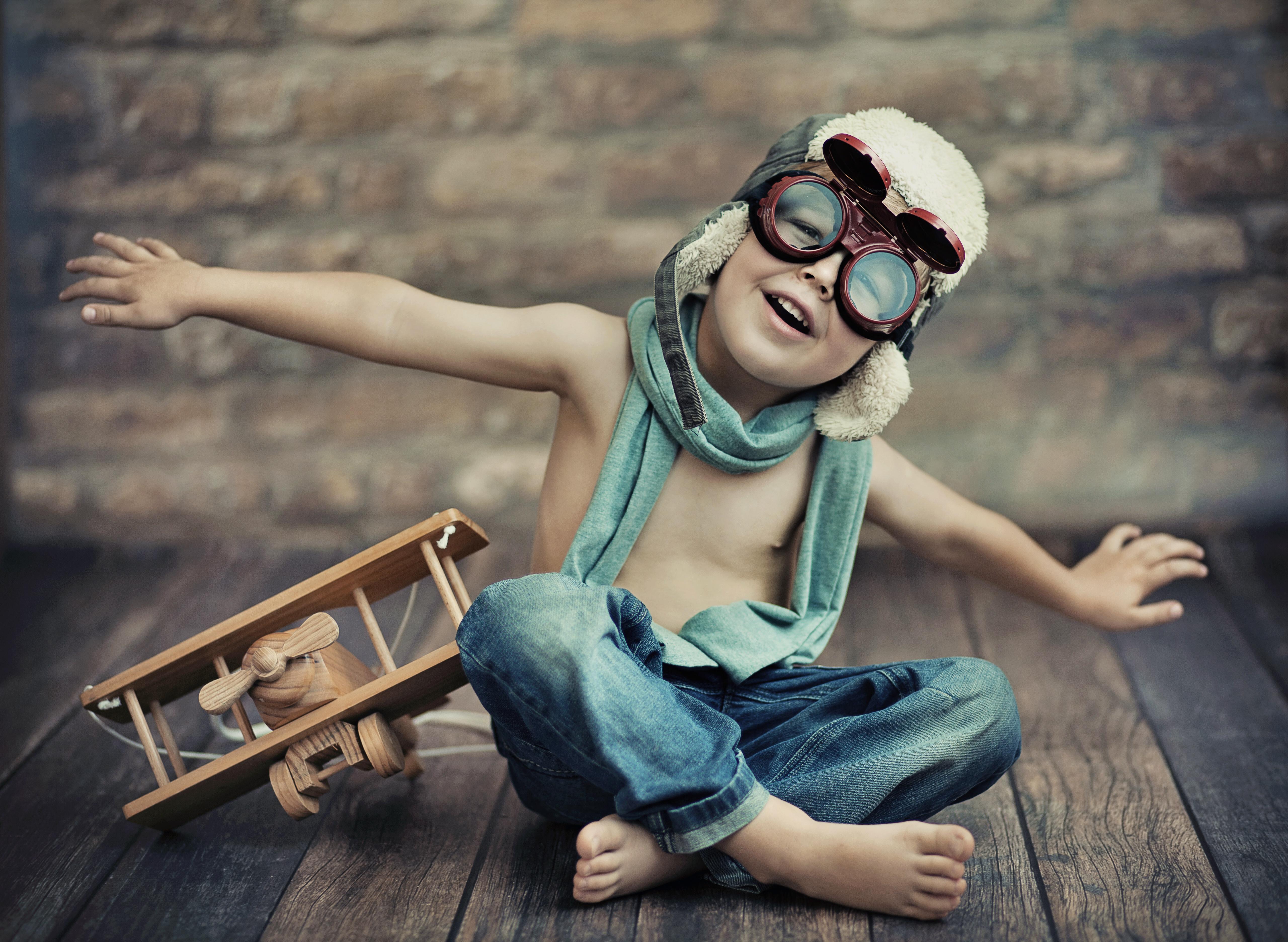 Spiel & Spaß: 4 Möglichkeiten für dein Kind, mit Freude Neues zu lernen