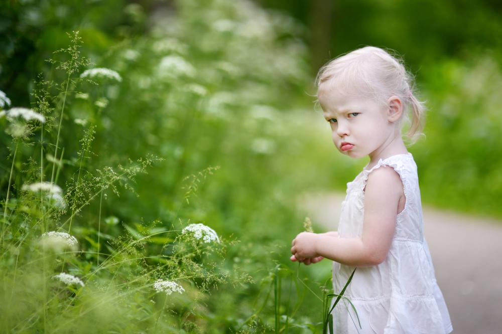 Warum die Trotzphase für Kinder wichtig ist