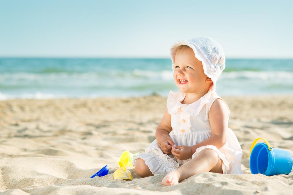 Sonnencreme fürs Baby?