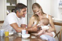 Baby-Eltern