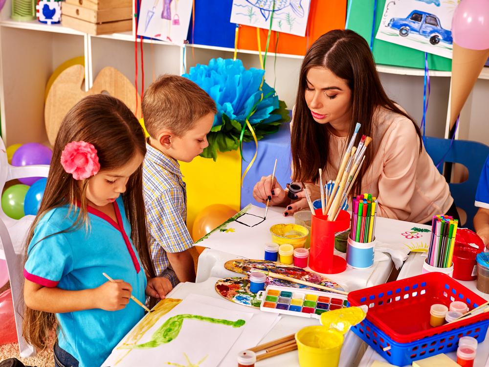 Einstieg in den Kindergarten leicht gemacht!