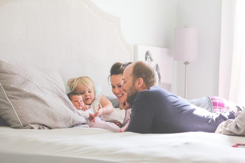 Diese Mama zeigt, wieso man als Mutter immer so müde ist