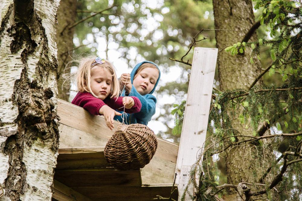 Ökologische Kinderbekleidung zum mieten – Räubersachen