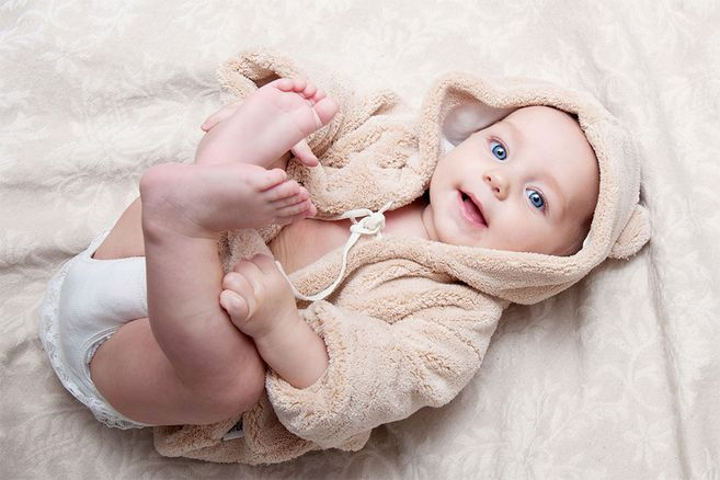 Darum ändert sich die Augenfarbe bei deinem Baby