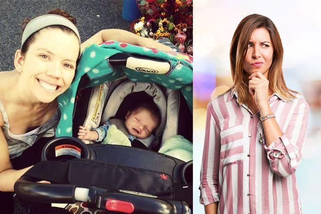 Diese Mutter ändert den Namen ihrer 3 Monate alten Tochter, weil ihn niemand aussprechen kann