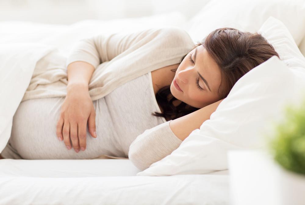wenig schlaf in der schwangerschaft
