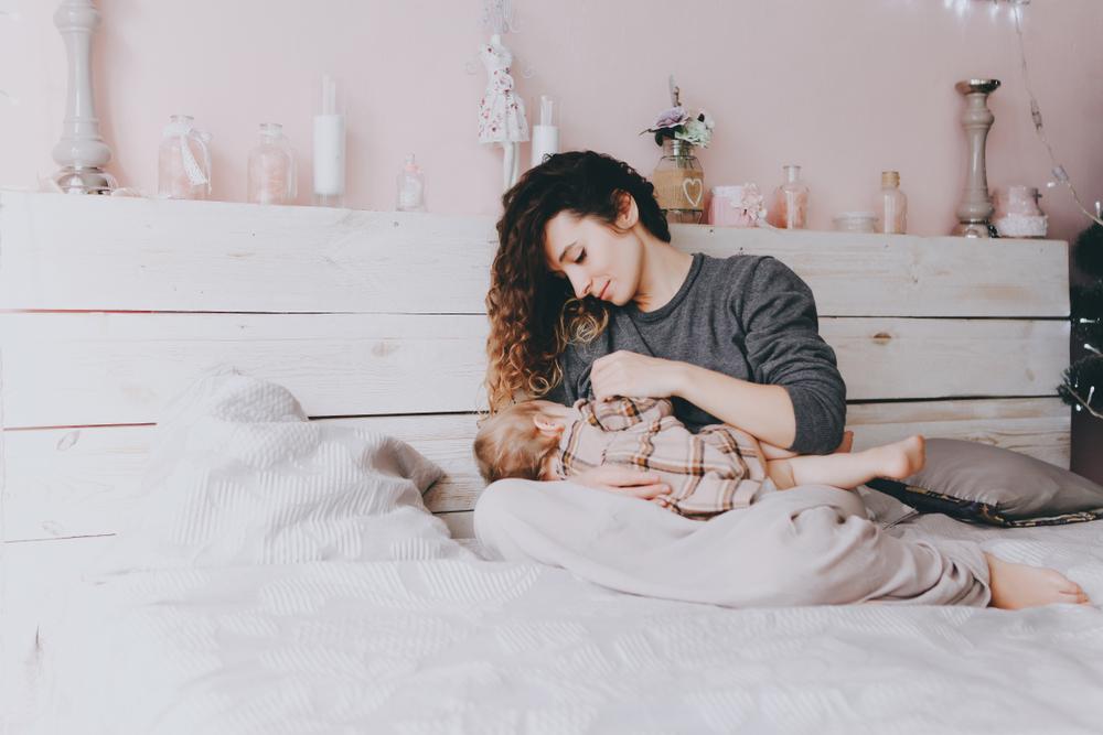 Ist man eine schlechte Mutter, wenn man nicht mehr stillen möchte?