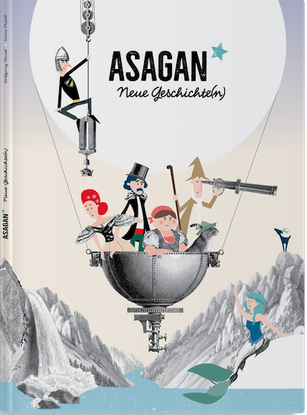 ASAGAN : Dieses Kinderbuch verbindet Geschichten mit Geschichte