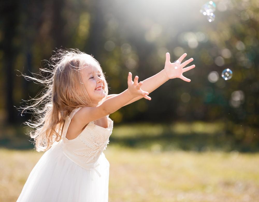18 schöne Dinge, die man seinem Kind sagen kann