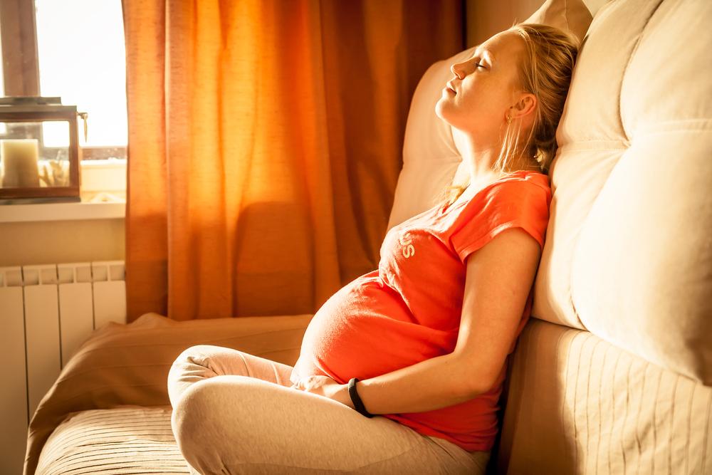 Autogenes Training mit Babybauch