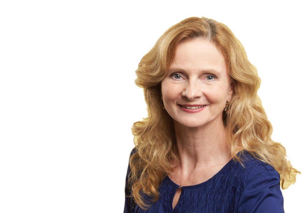 Aptaclub-Expertin und Hebamme Eva Maria Kranvogel-Kowarik