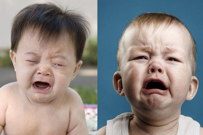 Darum schreien chinesische Säuglinge schöner als deutsche