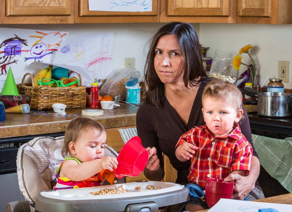 7 Dinge, die man sich vornimmt bevor man Mutter wird und dann schnell wieder verwirft