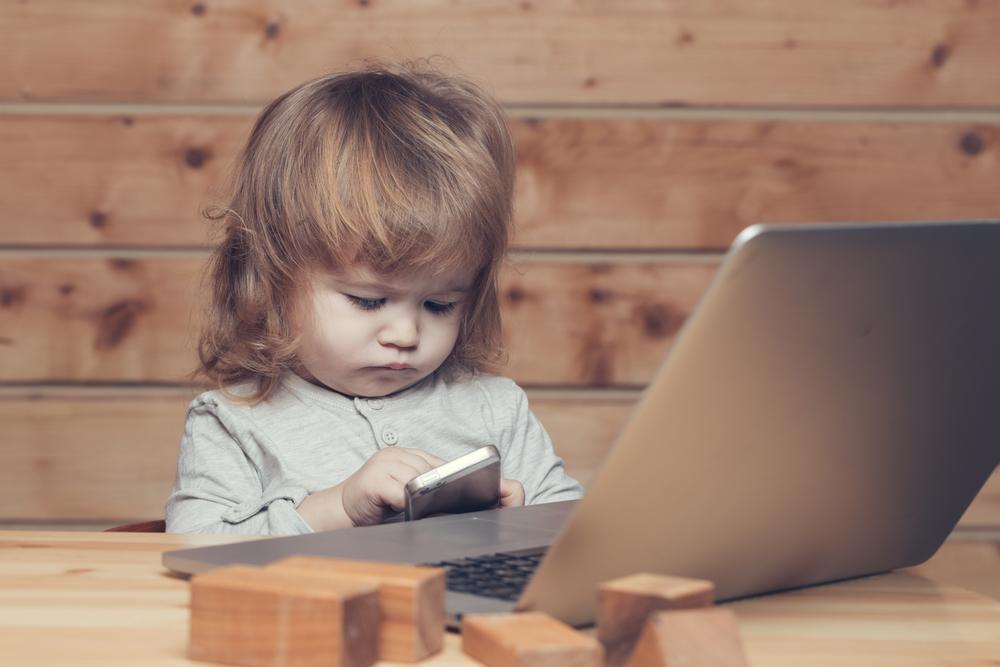 Wie viel Technik ist im Kinderzimmer ok?