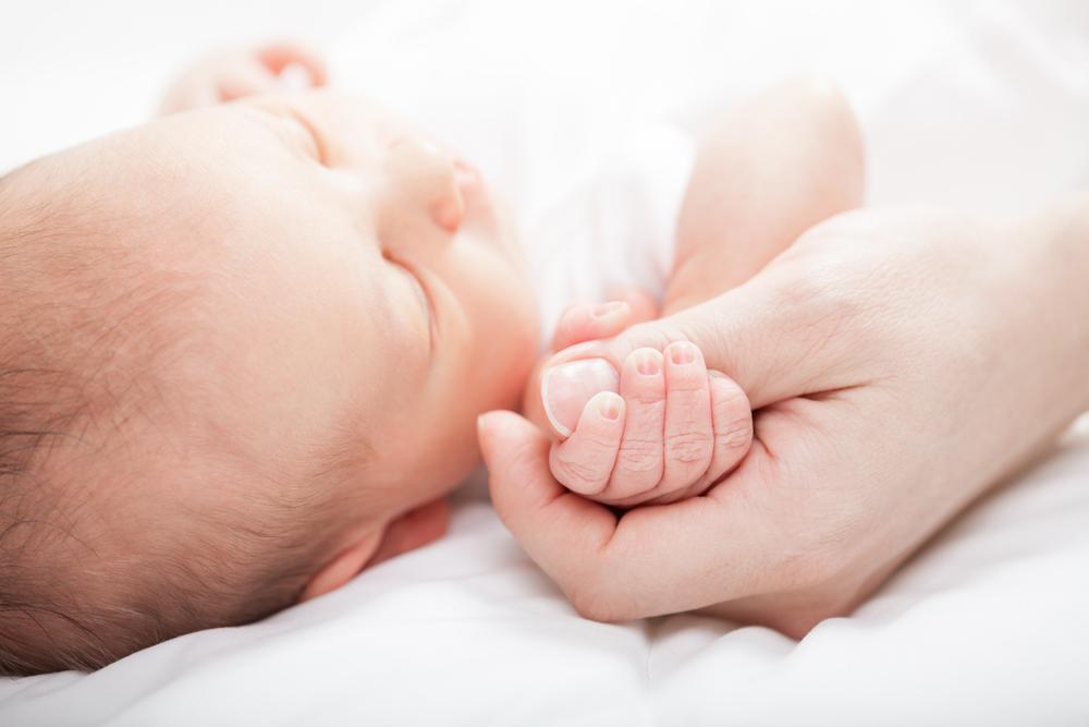 Deshalb haben Babys in den ersten Tagen einen Ausschlag