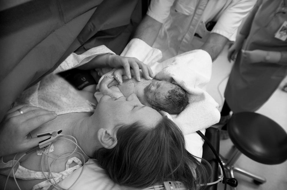 Studie belegt: Kaiserschnitte verändern die menschliche Evolution