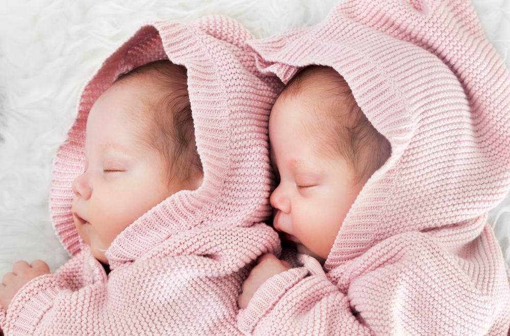 So ist es wahrscheinlicher, dass du Zwillinge bekommst