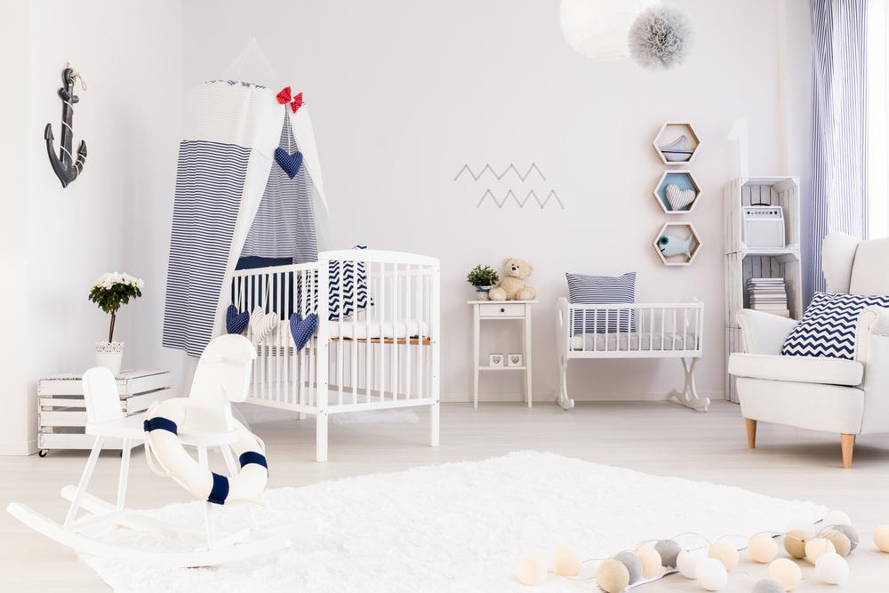 So könnte das Zimmer deines Babys aussehen