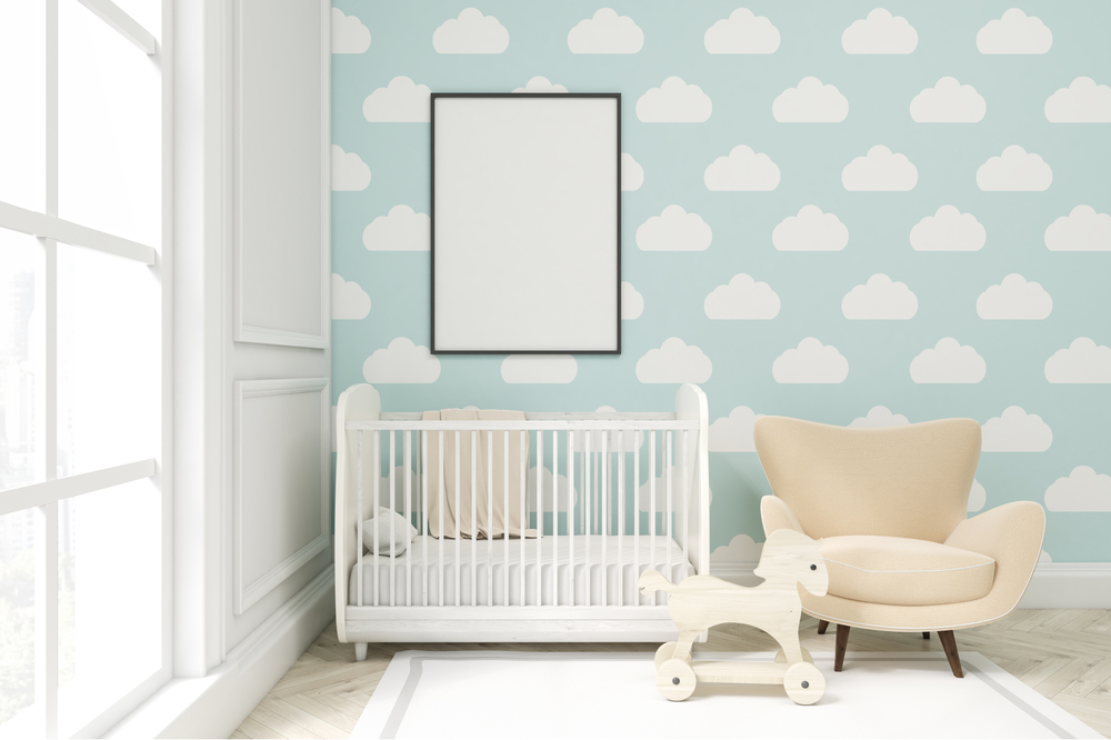 Tapete, Sticker & Co.: Die schönsten Wanddekos fürs Kinderzimmer
