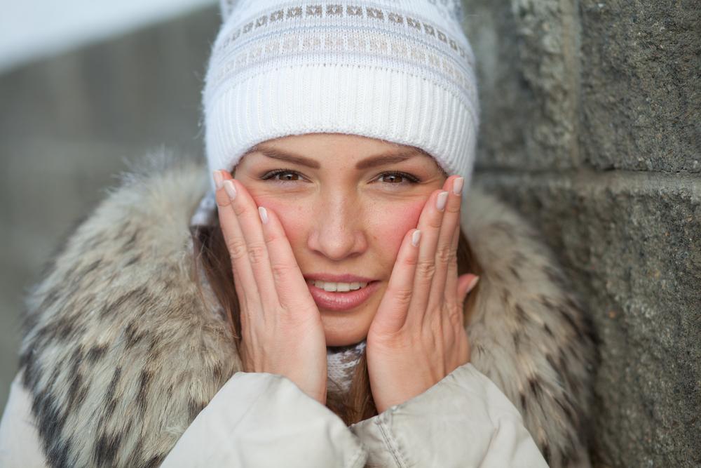Typisch in der Schwangerschaft: Was du gegen Rötungen im Gesicht tun kannst