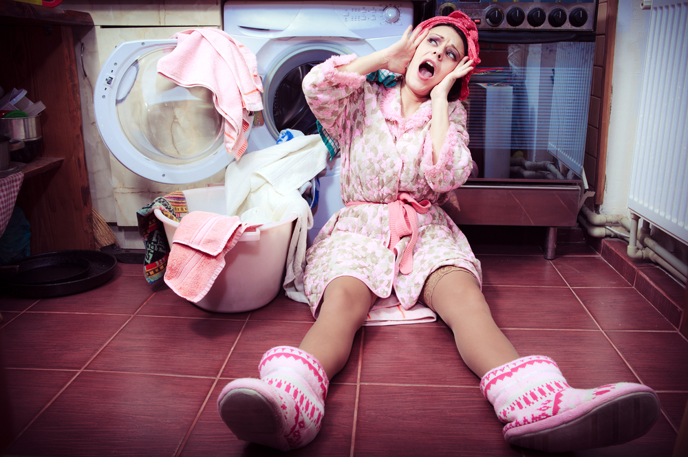 #MomStress: Drei Wege, mit Mama-Alltagsstress umzugehen