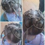 via Daddy Daughter Hair Factory