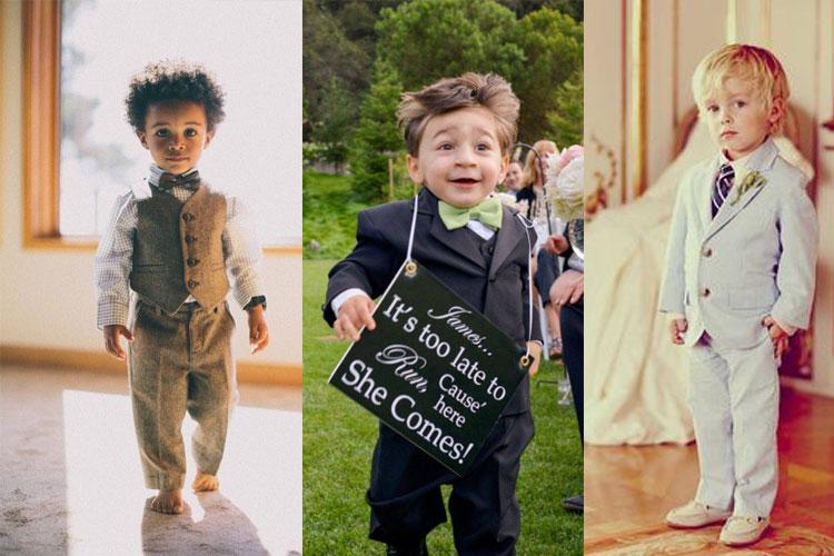 Wir sind ehrlich: Das sind einfach 10 Bilder von unglaublich süßen Jungs in Anzügen!