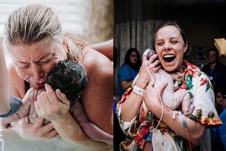 Intensiv und ehrlich: Diese Fotos zeigen, wie Badass Mamas wirklich sind