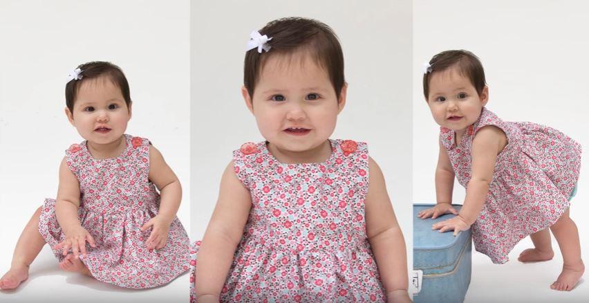 DIY Queens: So nähst du ein Babykleid einfach selbst