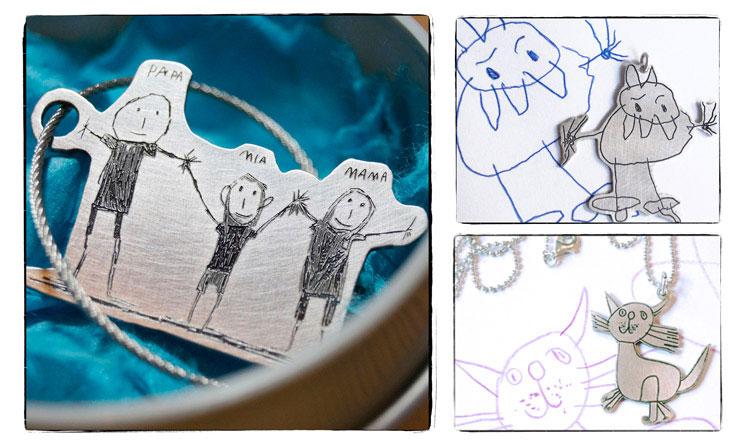 Muttermilch und Co: 4 absolut ungewöhnliche Schmuck-Ideen für Mamas