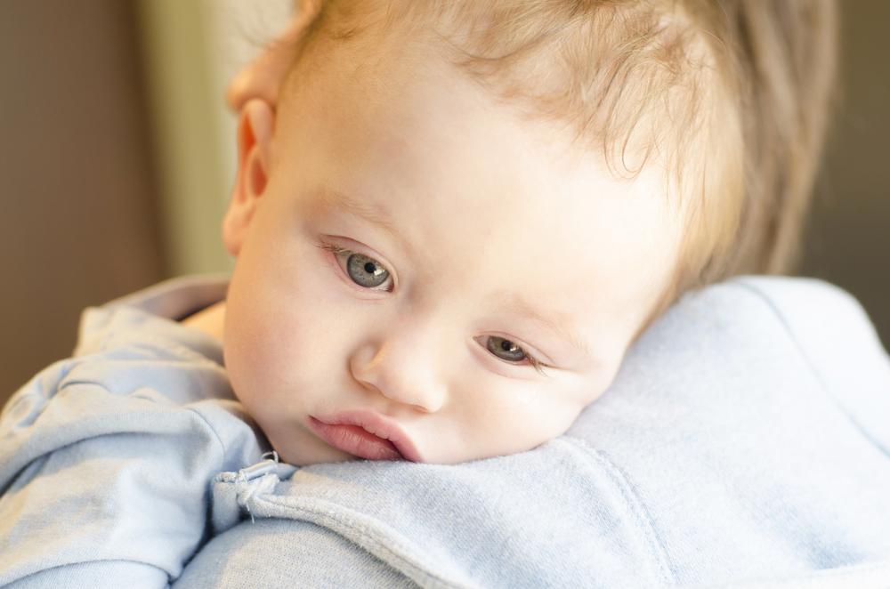 Schnelle Hilfe bei erkältetem Baby