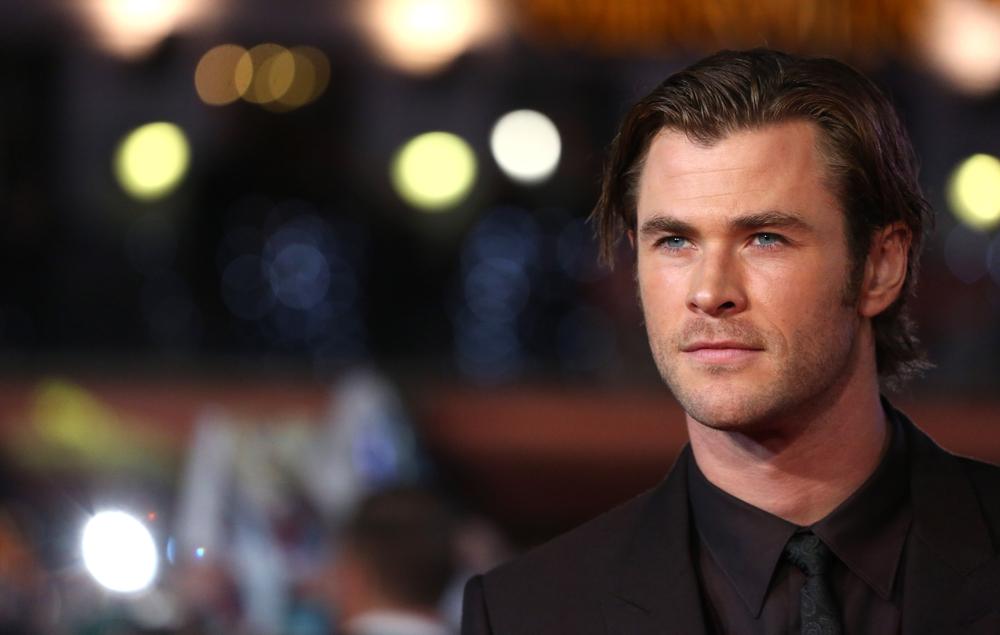 Papa-Goals: Chris Hemsworth und seine Kids verzaubern uns
