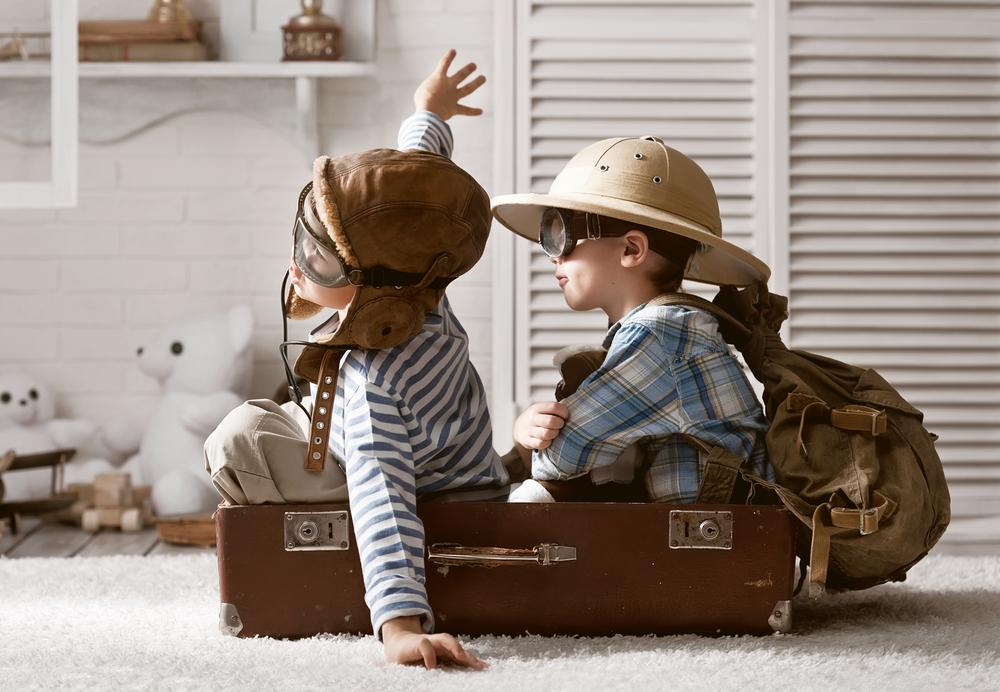 Vergesst Spielzeug: Mit einer Reise fördert ihr euer Kind besser