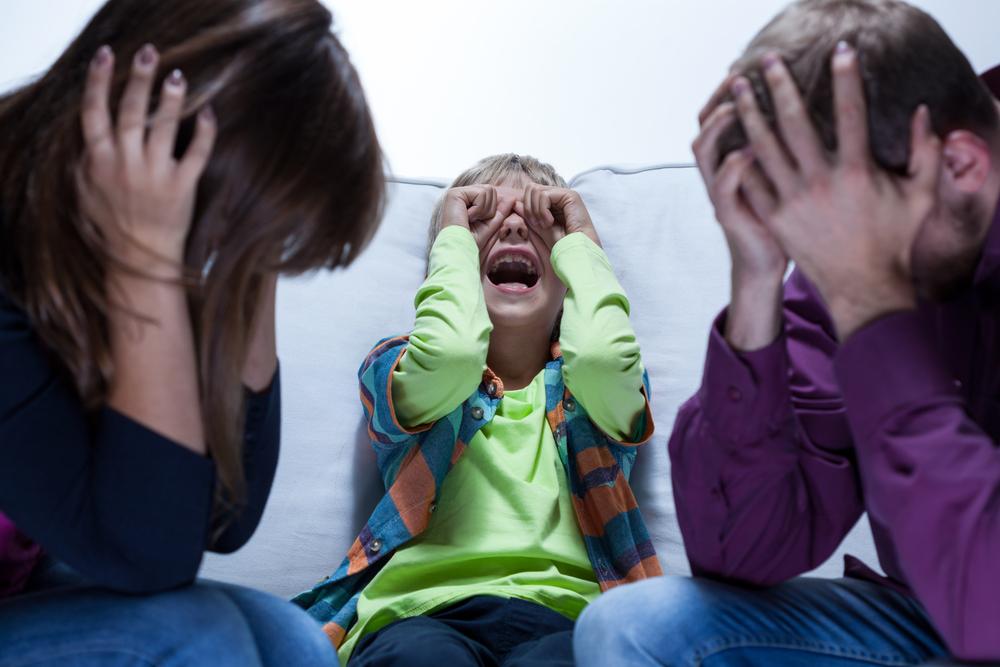 Das sind die häufigsten Fehler, die Eltern in der Erziehung machen