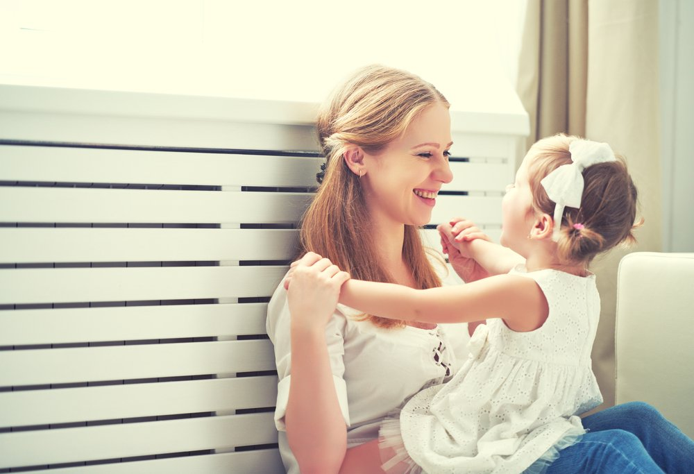 Wie die Mama so die Tochter: Wie wär's mit cuten Partner-Outfits?