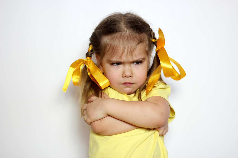 Wenn Kinder mit Händen und Fäusten umsich schlagen