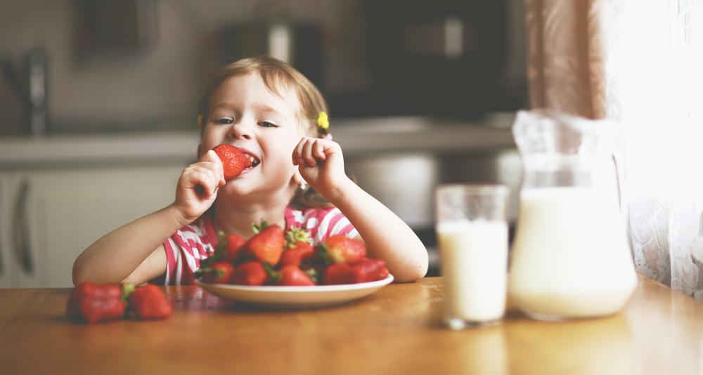 """8 """"Superfoods"""" für dein Kind"""