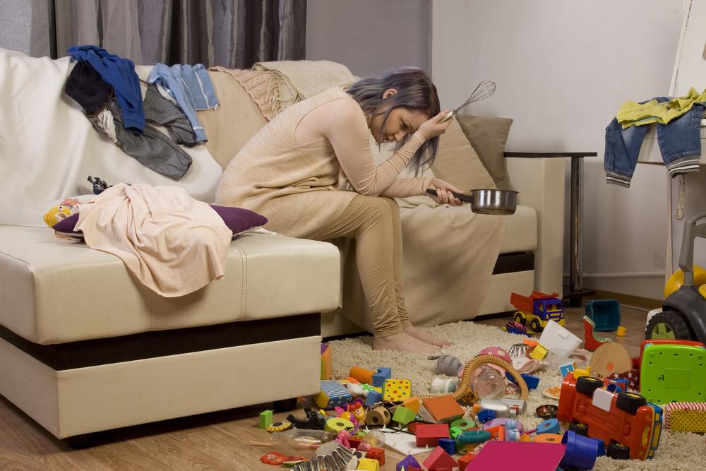 Burnout: Macht Mamasein krank?