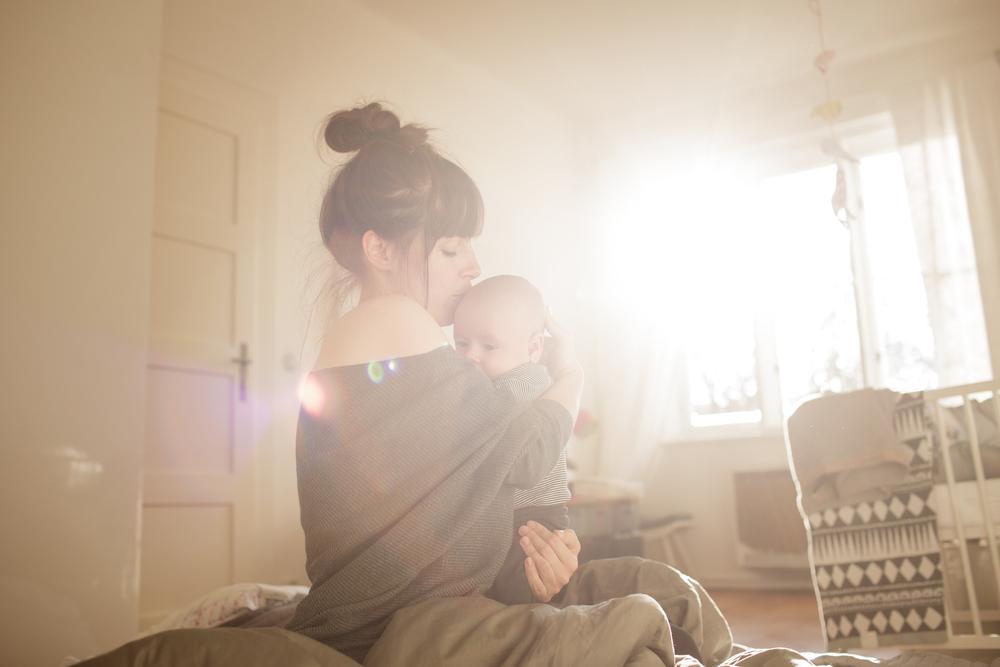 15 Dinge, die mit deinem Körper nach der Geburt passieren