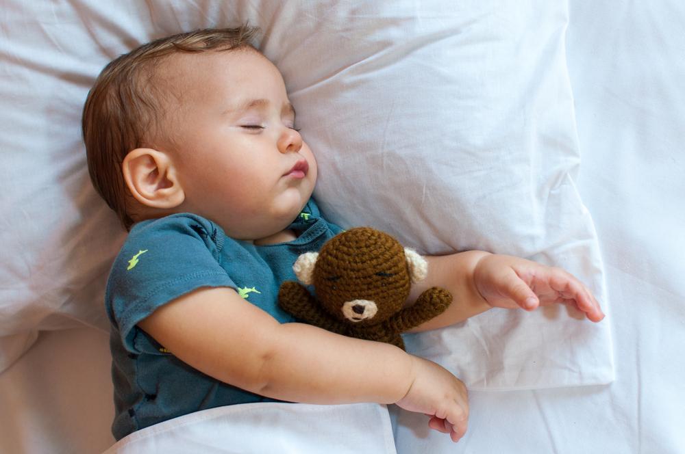 Die 7 Schlaftypen bei Kindern, und wie man mit ihnen umgeht
