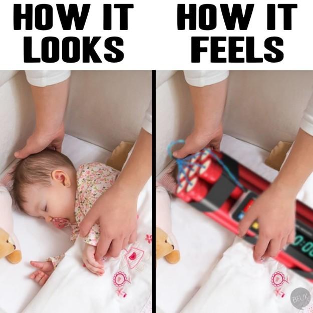 13 Memes, die das Elternsein überaus treffend beschreiben