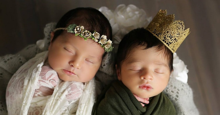 Romeo und Julia Babies erobern das Internet im Sturm