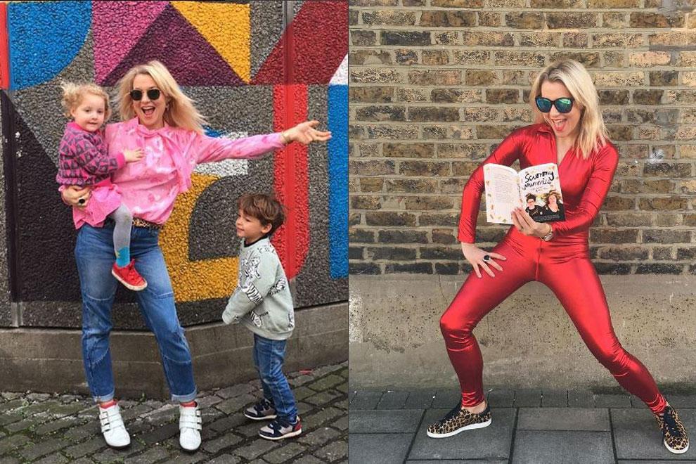 """Dress like a mum"": Diese Mama definiert Mama-Style neu"