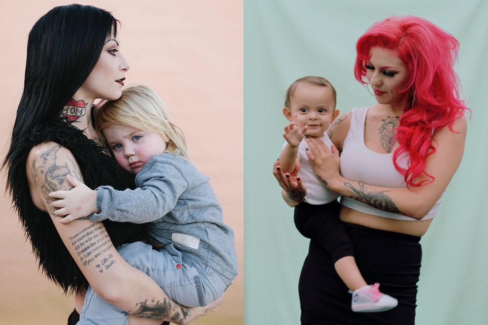 Tschüss, Vorurteile: Wie sieht eine gute Mutter eigentlich aus?