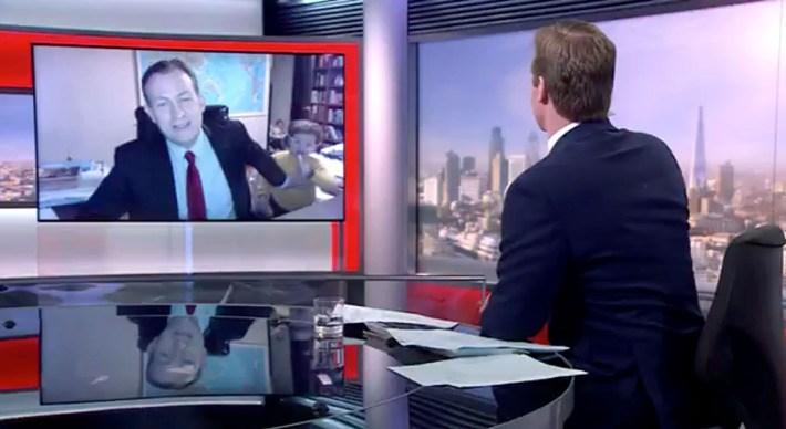 Jetzt mal ehrlich: What the fuck ist eigentlich mit diesem BBC Dad los?
