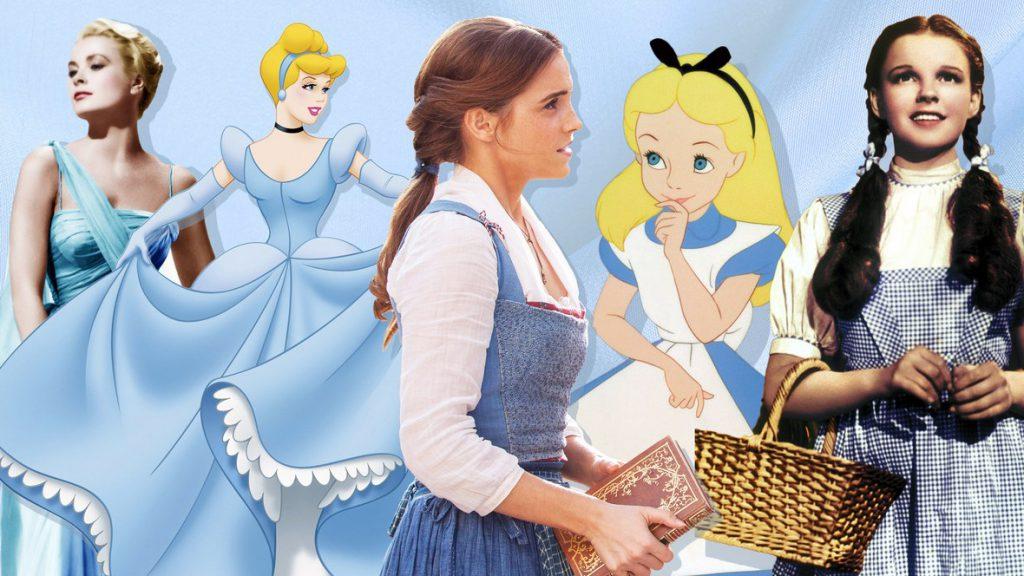 Disney macht's vor: Weshalb du deiner Tochter blaue Kleider anziehen solltest