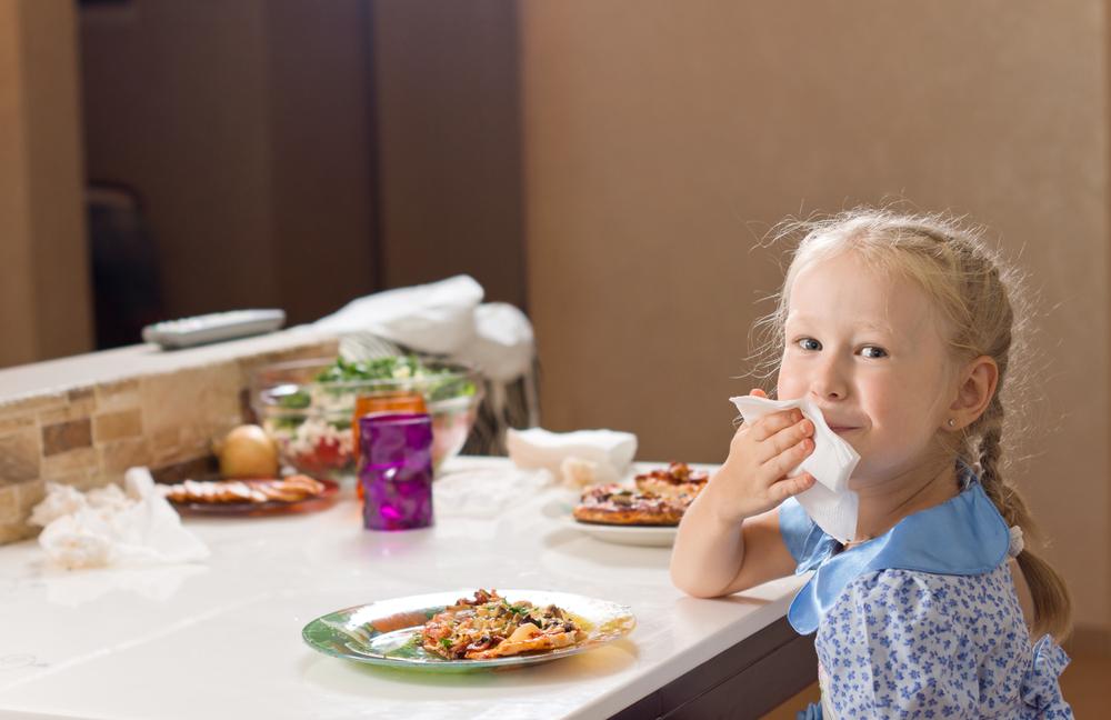 Hat dein Kind Manieren? – Ein Guide zum richtigen Benehmen.